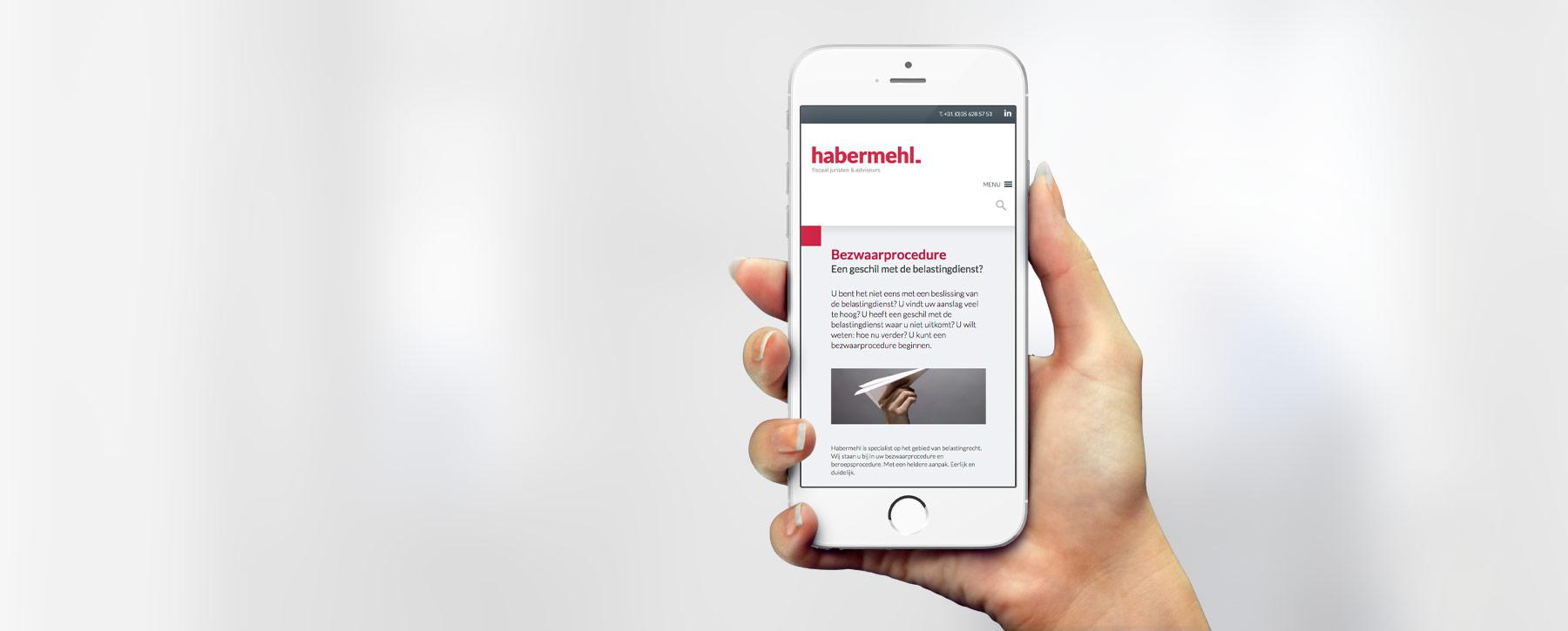 Mobile design - Habermehl.