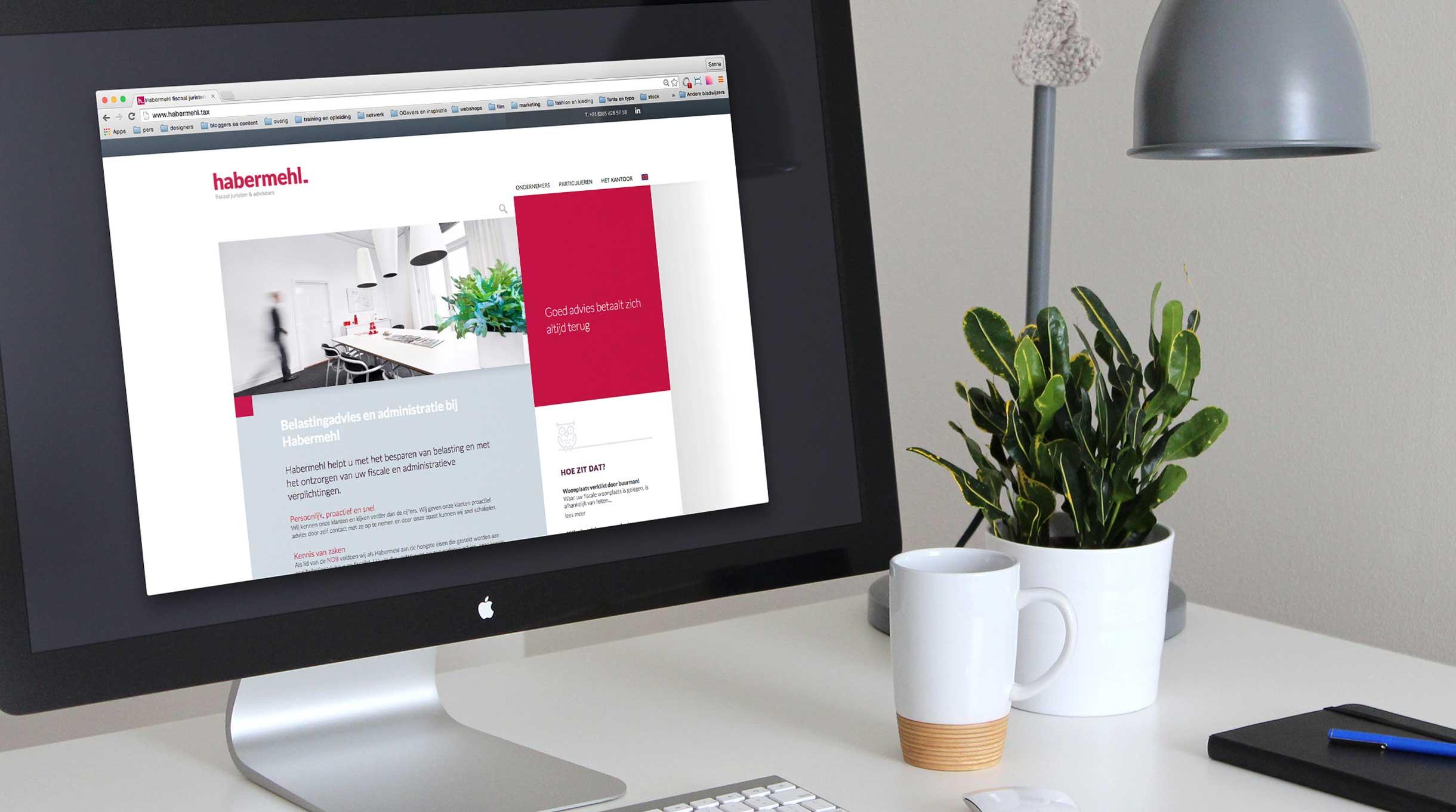 Webdesign - Habermehl.