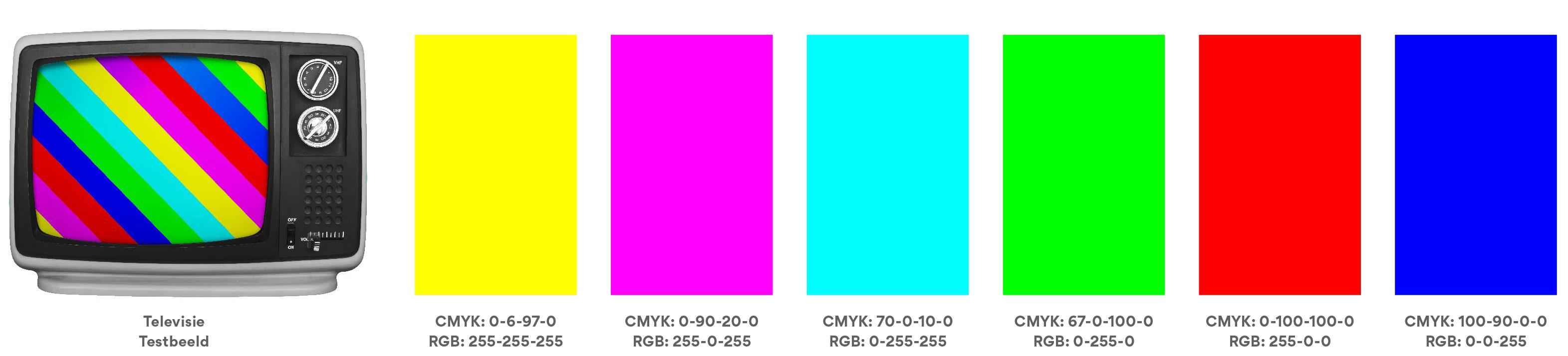 kleuren hilversum marketing