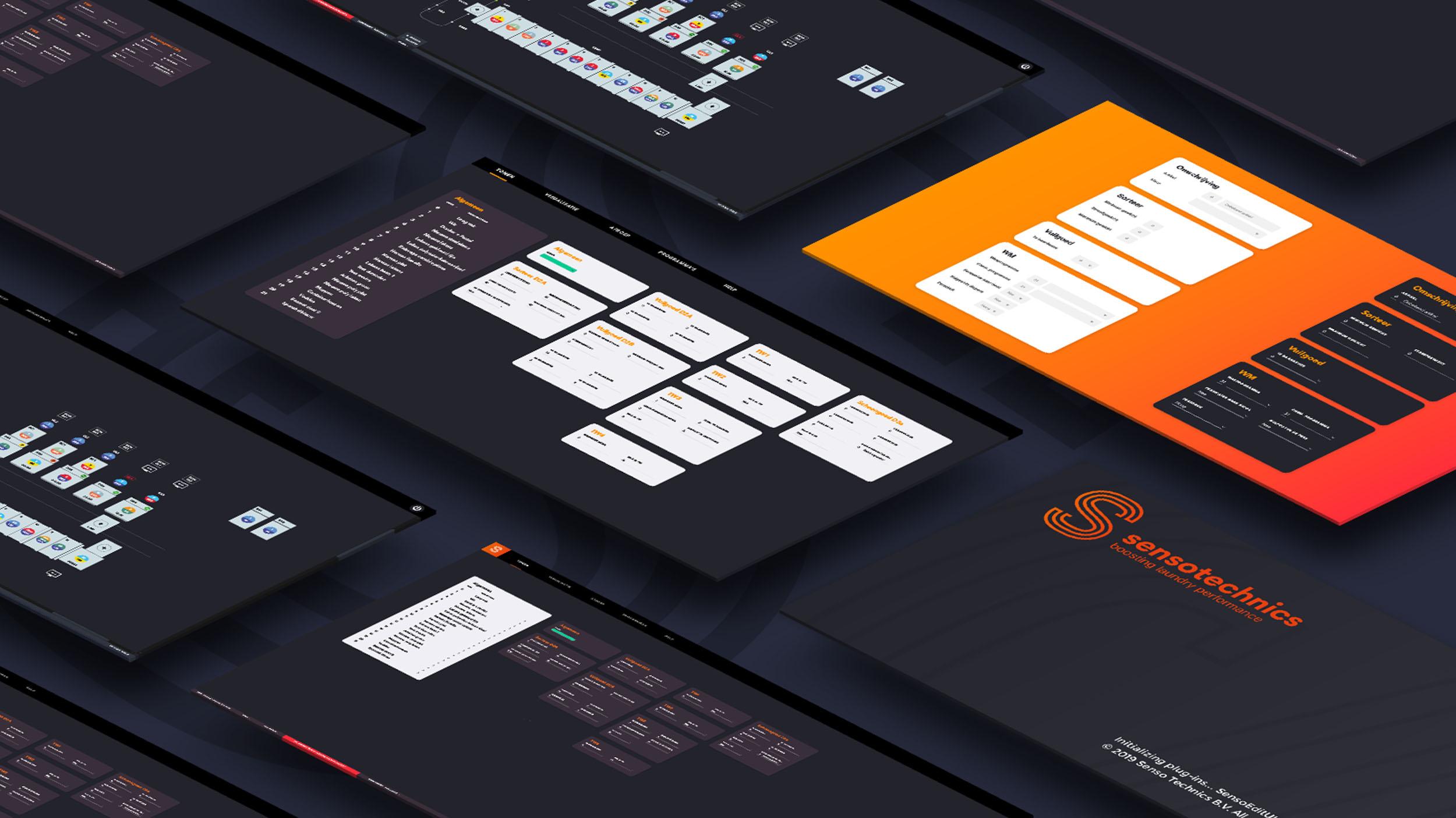 senso-interface-screens